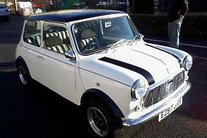 Classic Mini - just had professional full body restoration