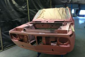 BMW 2002 2.0ltr BAUR CABRIOLET Needs Finishing COMPLETE New hood History