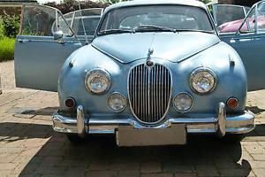 JAGUAR MK2 2.4 1962 MANUAL O/D