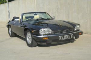 Jaguar XJS Convertible V12 - 1989  Photo