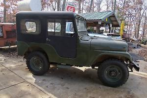 Willys : Willys Hard top