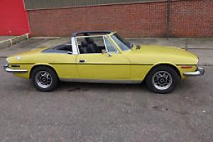 Triumph Stag 3.0 V8  Photo