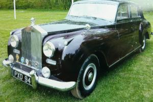 Rolls Royce Silver Dawn - Body by James Young, ex Harry Ferguson