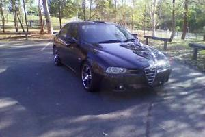 Alfa Romeo 156 JTS 2004 Selespeed Turbo NOT WRX OR EVO in Brisbane, QLD