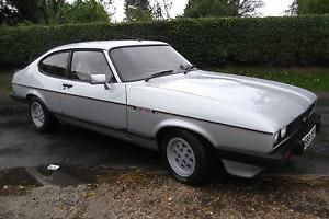 2.8 INJECTION CAPRI 1 FORMER OWNER GENUINE 68000 MILES FROM NEW,