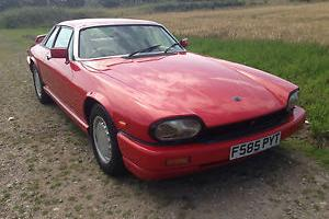 1989 JAGUAR XJS 5.3 V12 3 OWNERS 73000 SERVICE HISTORY FREE DELIVERY ANYWHERE