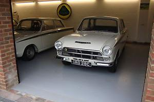GENUINE FORD MK1 LOTUS CORTINA WITH PROVENANCE / FAMOUS OWNER.