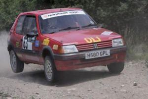 Peugeot 205 GTi Stage Rally, Road Rally and Track Car