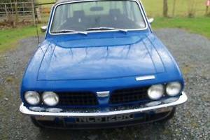 1977 R Reg TRIUMPH DOLOMITE 1850 HL  Photo
