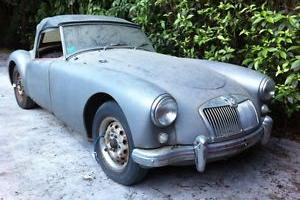 Mga 1957, barn find, complete and excellent original car, low price