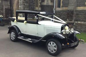 Badsworth Wedding Car (model A replica) Not Bramwith or Beauford