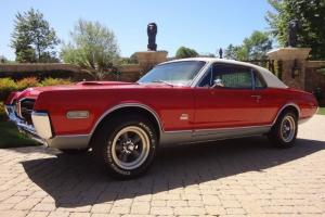 Very Hard to Find**68 Cougar GT-E 7L, Shelby 427ci Side-Olier, C6 Tranny.