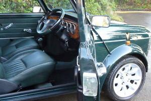 1999 ROVER MINI COOPER SPORTS LE 1 of 100 Ever Made Photo