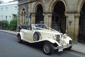 BEAUFORD SERIES 3 Wedding Car for sale  Photo