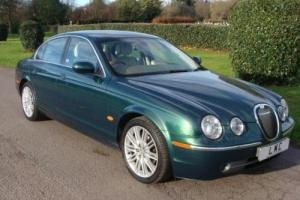 2004 JAGUAR S-TYPE 2.7 V6 SE 4D AUTO 206 BHP DIESEL  Photo