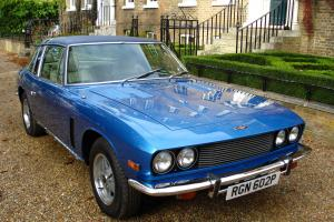 JENSEN COUPE LHD 1976 1 OF 20 MADE 28000 MILES FROM NEW