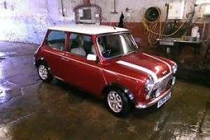 1998 ROVER MINI COOPER MPi BARN FIND/CLASSIC 100 Photo