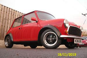 RESTORED 1995 MINI SPRITE 1275 MANUAL  Photo