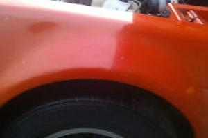 GINETTA G26 V8 3500 Track Road Car. Project  Photo