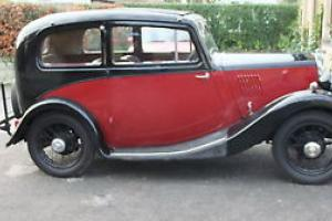 Morris 8 1935 Restored 6 years ago. Looks good and runs well.