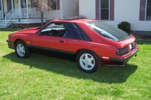 1985 Capri RS 5.0  V-8 Five Speed!