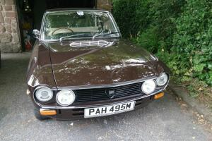 1973 Series 2 Fulvia Coupe 1.3s low mileage