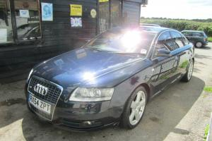 Audi S6 4.2 QUATRO Tiptronic 6 speed  Photo