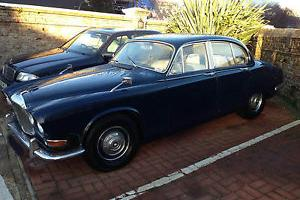 1968 Jaguar Daimler 420 Sovereign Auto