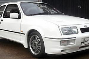 1986 Ford Sierra RS Cosworth 3 Door - 90,000 - FSH - Years MOT - WARRANTY