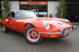 1972 Jaguar E-Type Series 3 Championship Winning Race Car. Fully Race Tuned