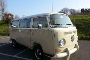 1971 Volkswagen VW Type 2 Microbus LHD,Fully Restored,Ideal Business Opportunity