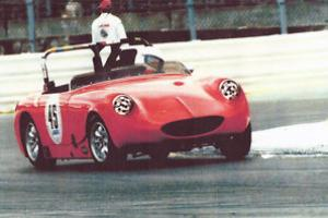 1959 Austin Healey Frogeye Sprite Historic Race car / Track day