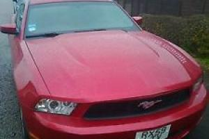 FORD MUSTANG, 4 seats, petrol, LHD, 2010, bargain, must go, no reserve