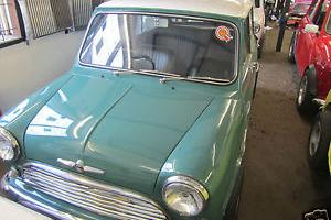 Austin Mini Minor 850cc 1964 hot climate Malta import REDUCED READ ON
