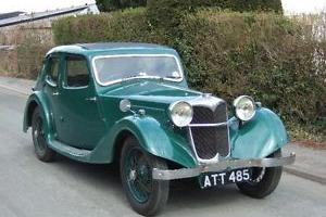 1935 RILEY KESTREL 4 LIGHT - Remarkably original and superb to drive