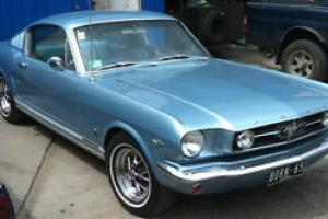 Genuine 1965 Mustang GT Fastback in Barwon, VIC