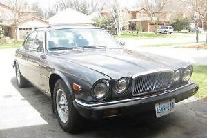 Jaguar : XJ6 SOVEREIGN Photo