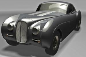 1953 Bentley La Sarthe R Type Fastback