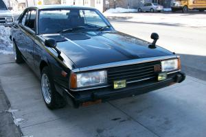 Barn Find in Montana!  1980 Nissan  Skyline 2000 GT-ES TURBO!