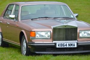 ROLLS ROYCE/BENTLEY SILVER SPIRIT III 56k Miles Only