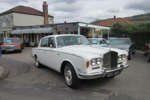 1972 ROLLS ROYCE SHADOW 1 (white)