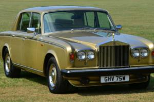 1980 ROLLS ROYCE Silver Shadow II.  Photo