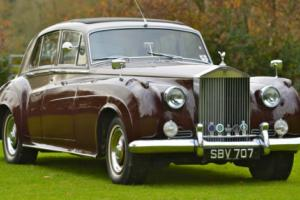 1961 Rolls Royce Silver Cloud II  Photo