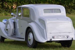 1934 Rolls-Royce Phantom II Freestone