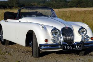 1960 Jaguar XK150 SE Drophead Coupe Auto. For Sale  Photo