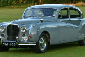 1958 Jaguar Mark VIII 3.5 litre Auto. Concours condition.  Photo