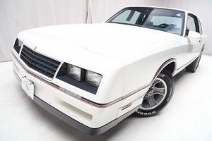 Chevrolet : Monte Carlo SS Photo