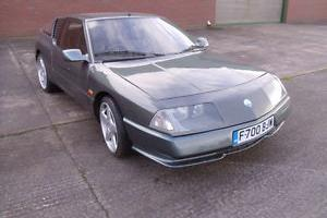 1989 RENAULT ALPINE GTA V6 TURBO GREY - AVEZ 17 Photo