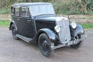 1935 Lanchester 10hp Saloon - Unfinished Project