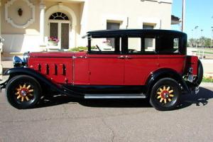 Other Makes : 1930 Graham Special 822  4 door Sedan 4 Speed Photo